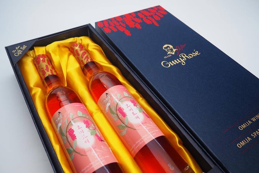 오미로제 와인선물세트7