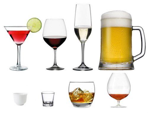 [이종기 교수의 술 이야기] 술잔의 세계