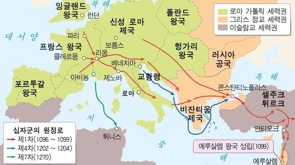 십자군전쟁