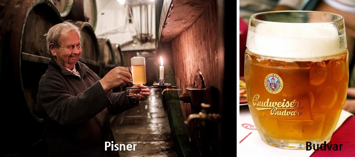 체코맥주 - 필스너(pilsner)와 버드바(budvar)