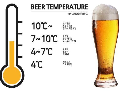 [이종기 교수의 술 이야기] 맥주 즐기는 법
