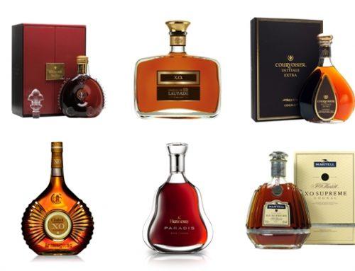 꼬냑(Cognac)의 유명 브랜디