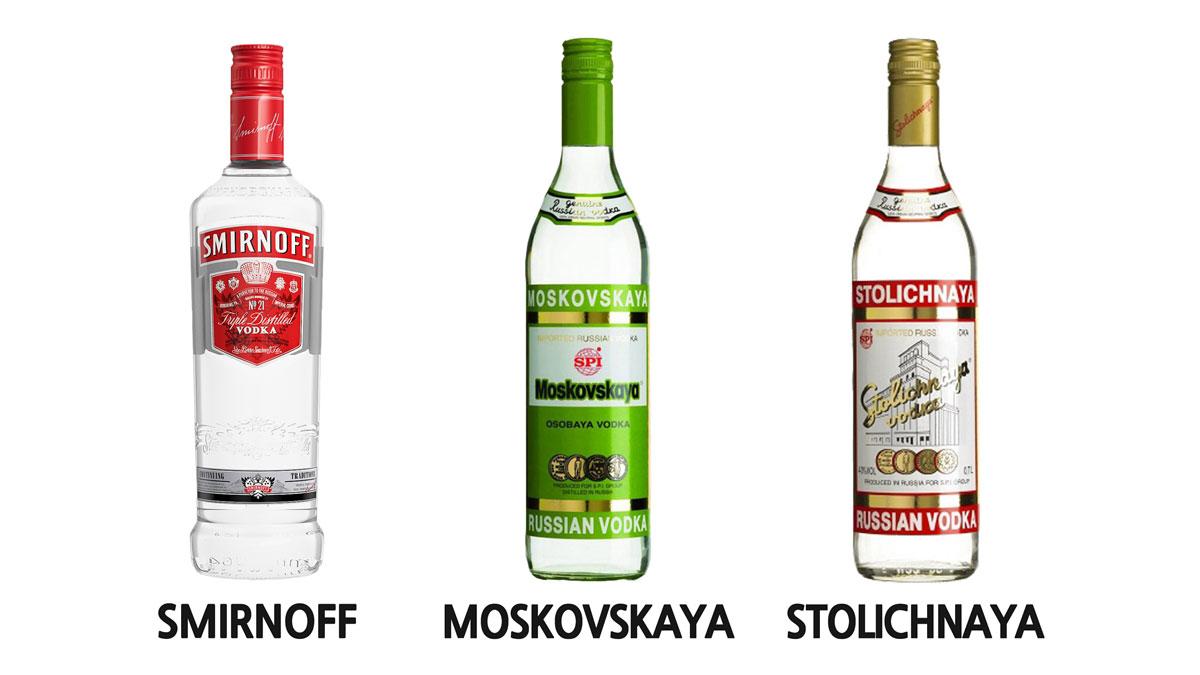 러시아 보드카