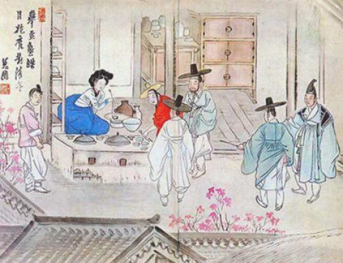 한국의 술 이야기 #4 – 한국의 전통주 (꽃술, 소나무술, 백세주, 청주)