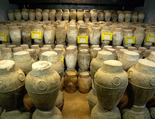 중국의 술 – 서민의 술 황주와 중국의 증류주 고량백주